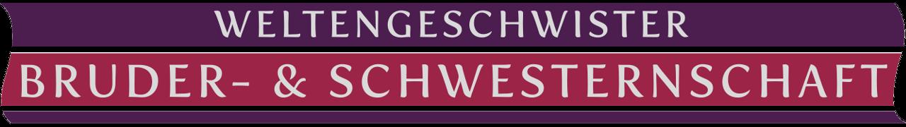Logo – Bruder und Schwesternschaft